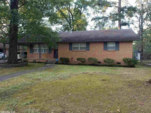 2207 W 36th Ave, Pine Bluff, AR 71603 (MLS #20031729) :: United Country Real Estate