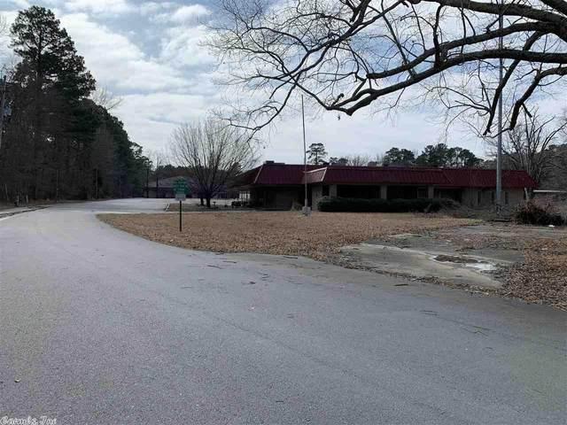 2206 Ridgeway, Pine Bluff, AR 71602 (MLS #20034739) :: United Country Real Estate
