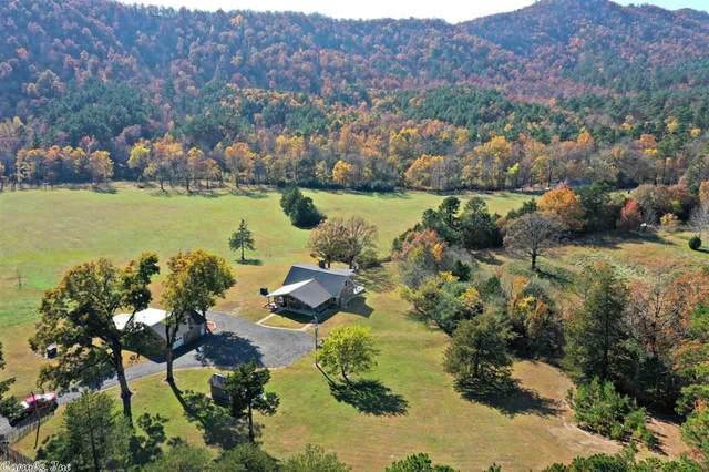 132 Polk Rd 630, Mena, AR 71953 (MLS #20035428) :: United Country Real Estate