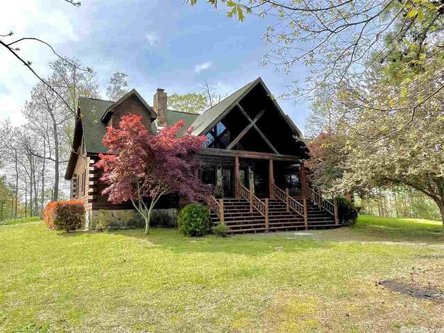 1266 Rosewood Lane, Melbourne, AR 72556 (MLS #20035823) :: The Angel Group