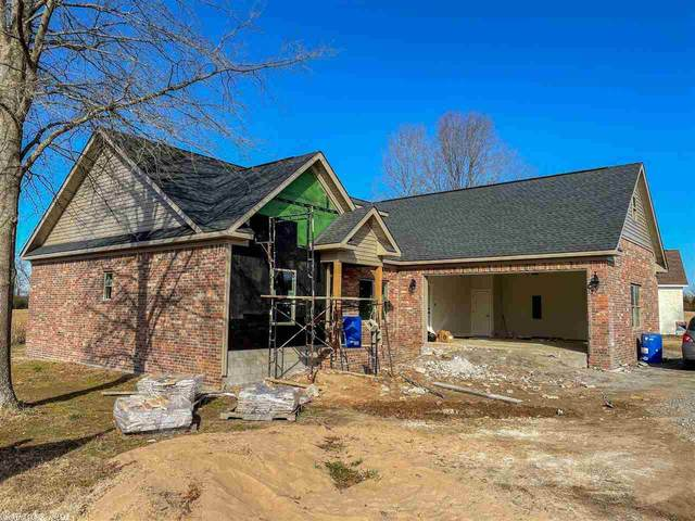 64 Mountain, Greenbrier, AR 72058 (MLS #20036133) :: United Country Real Estate