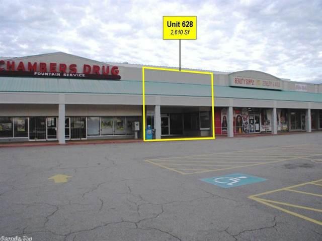 628 W Main, Jacksonville, AR 72076 (MLS #20036416) :: The Angel Group