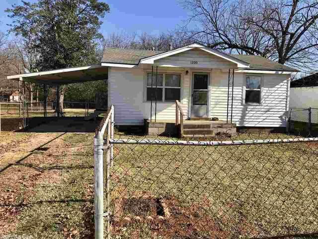 1200 Ninth, Mena, AR 71953 (MLS #20038409) :: United Country Real Estate