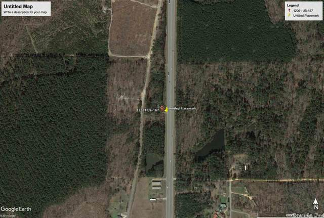 12051 N Highway 167, Sheridan, AR 72150 (MLS #21000033) :: The Angel Group