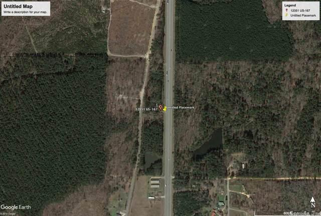 12051 N Highway 167, Sheridan, AR 72150 (MLS #21000034) :: The Angel Group