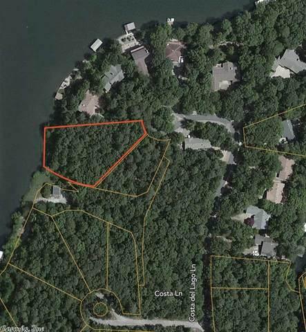 43 Costa Del Lago Lane, Hot Springs Village, AR 71909 (MLS #21001201) :: United Country Real Estate