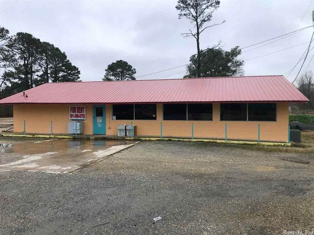1039 Hwy 278, Monticello, AR 71655 (MLS #21001773) :: The Angel Group