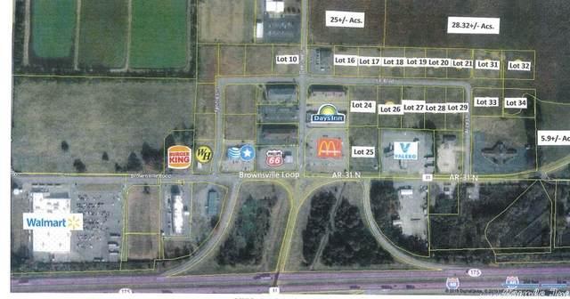 16 Jf, Lonoke, AR 72086 (MLS #21003052) :: The Angel Group
