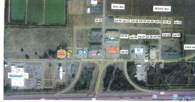 18 Jf, Lonoke, AR 72086 (MLS #21003054) :: The Angel Group