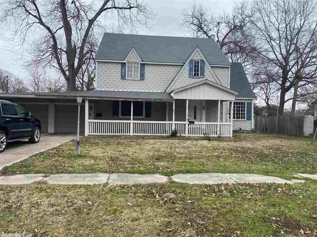 606 N 3rd St, Mcgehee, AR 71654 (MLS #21003403) :: United Country Real Estate