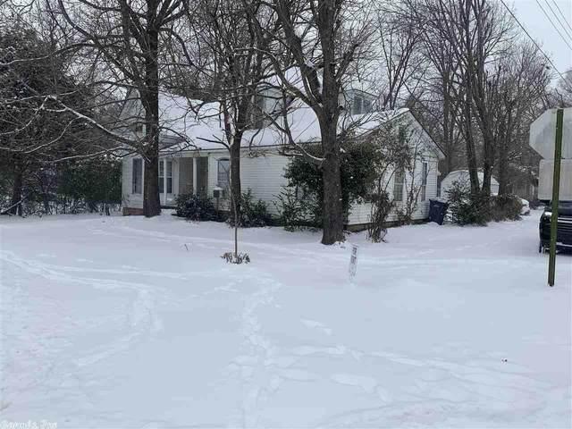 1250 Flint, Jonesboro, AR 72401 (MLS #21004127) :: The Angel Group