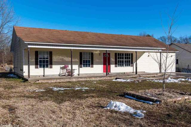 907 Shannon, Bald Knob, AR 72010 (MLS #21004270) :: United Country Real Estate