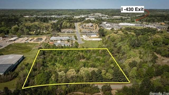 S Shackleford, Little Rock, AR 72204 (MLS #21010764) :: The Angel Group
