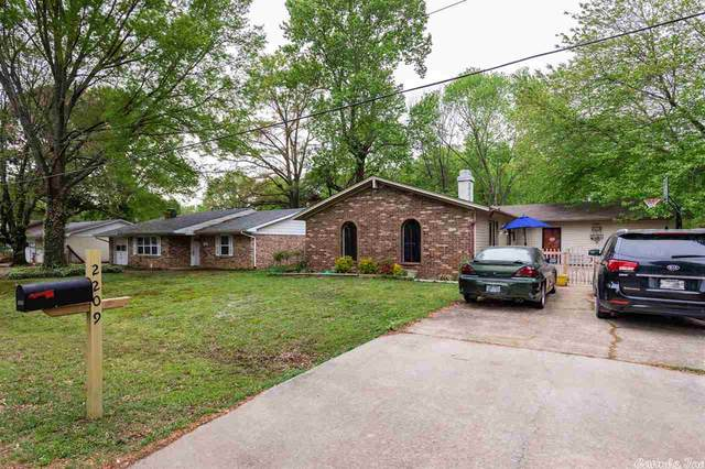 2209 West, Conway, AR 72032 (MLS #21011330) :: The Angel Group