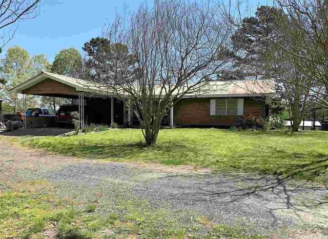 3611 Polk Road 54, Mena, AR 71953 (MLS #21012608) :: The Angel Group