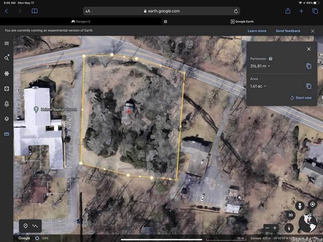 18625 Kanis Road, Little Rock, AR 72211 (MLS #21014917) :: The Angel Group