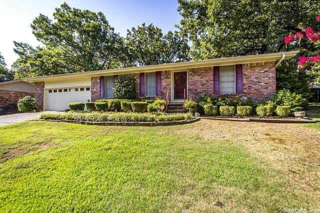 1600 Circledale, North Little Rock, AR 72116 (MLS #21017057) :: The Angel Group