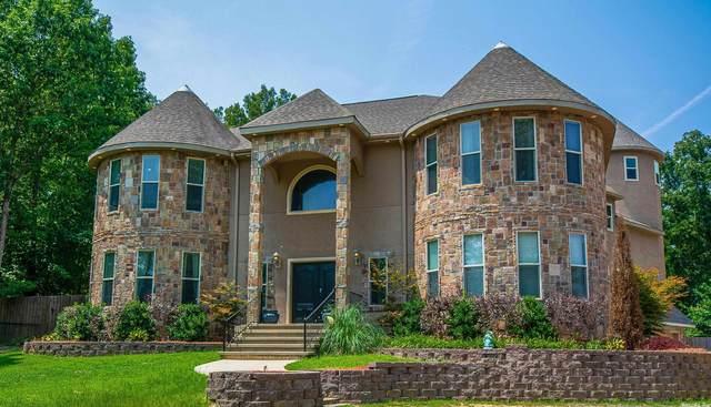 1045 Scarlett, Bauxite, AR 72011 (MLS #21018240) :: Liveco Real Estate