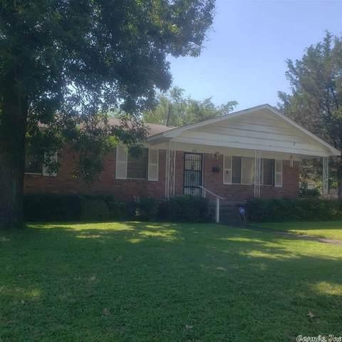 622 N Pierce, Little Rock, AR 72205 (MLS #21018602) :: The Angel Group