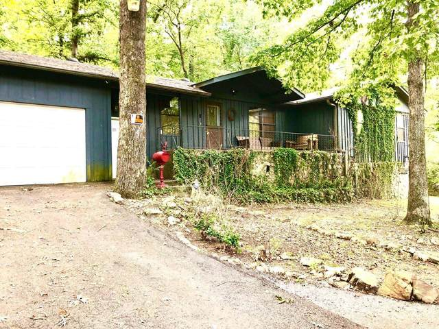 210 Lawrence, Hot Springs, AR 71929 (MLS #21019033) :: The Angel Group