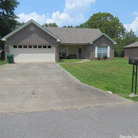 802 Rock, White Hall, AR 71602 (MLS #21021055) :: The Angel Group