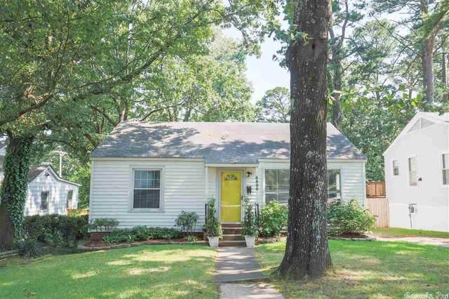 6800 Hawthorne, Little Rock, AR 72207 (MLS #21021062) :: The Angel Group