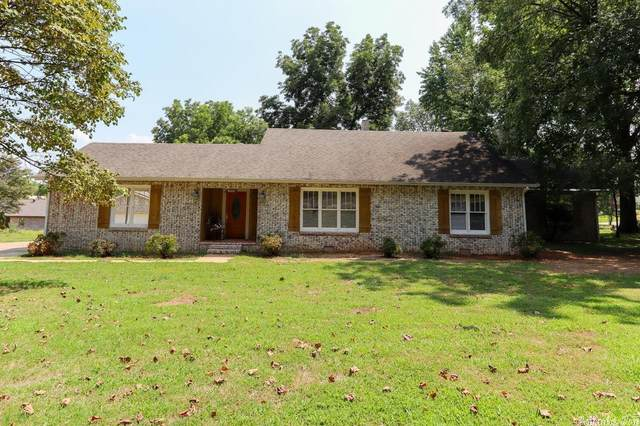1006 Wirt St, Paragould, AR 72450 (MLS #21021744) :: The Angel Group