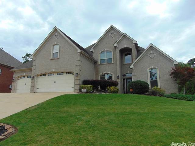 315 Commentry, Little Rock, AR 72223 (MLS #21025152) :: The Angel Group