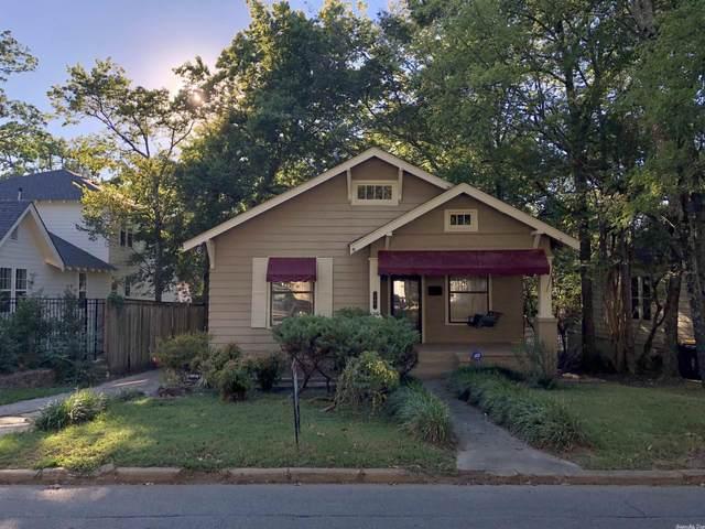 200 N Monroe, Little Rock, AR 72205 (MLS #21025505) :: The Angel Group