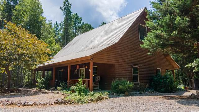 89 Woodland Springs, Mount Ida, AR 71957 (MLS #21025887) :: The Angel Group