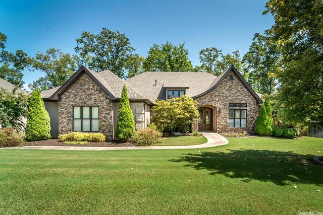 231 Lake Valley Drive, Maumelle, AR 72113 (MLS #21026655) :: The Angel Group
