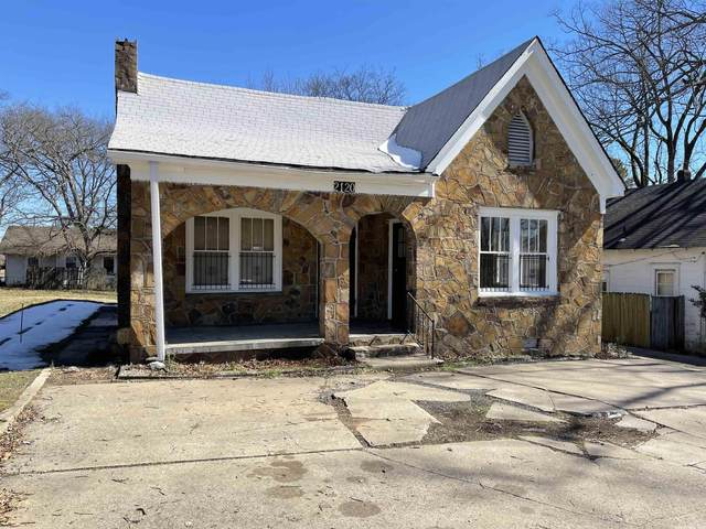 2120 Main, North Little Rock, AR 72114 (MLS #21029375) :: United Country Real Estate