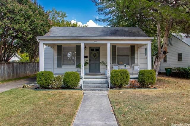 3518 N Poplar, North Little Rock, AR 72116 (MLS #21030480) :: The Angel Group