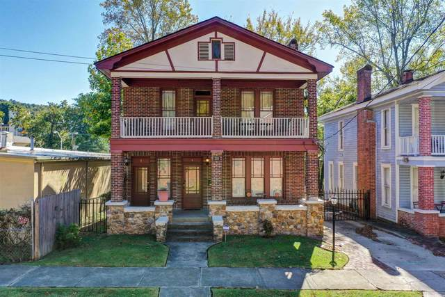 201 Parallel, Hot Springs, AR 71901 (MLS #21034456) :: Liveco Real Estate