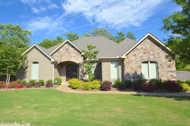 5535 Palisades, Benton, AR 72019 (MLS #18014939) :: Truman Ball & Associates - Realtors® and First National Realty of Arkansas