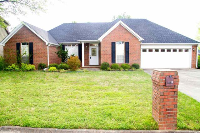 2316 Brittany, Searcy, AR 72143 (MLS #19004777) :: Truman Ball & Associates - Realtors® and First National Realty of Arkansas