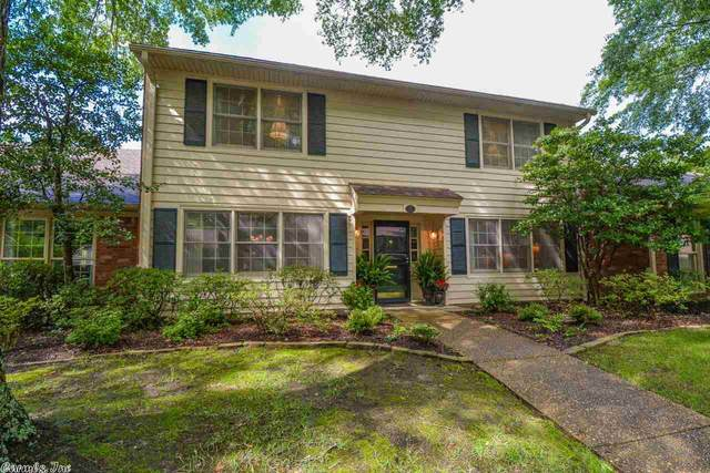 707 Pleasant Valley #6, Little Rock, AR 72227 (MLS #20015326) :: United Country Real Estate