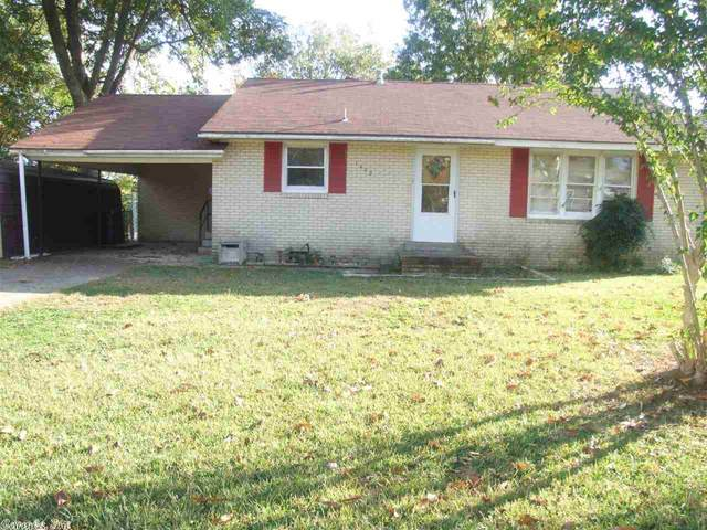 1402 Hickory, Mena, AR 71953 (MLS #20027364) :: United Country Real Estate