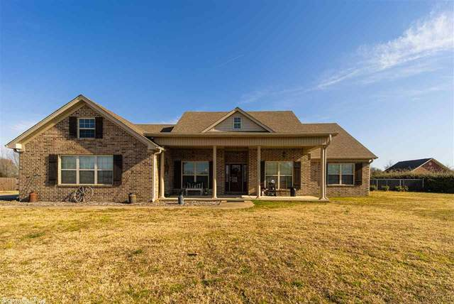 43 Abby, Ward, AR 72176 (MLS #21001240) :: United Country Real Estate