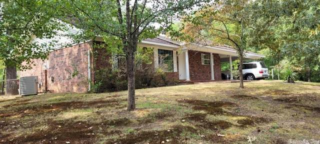 110 Clearview, Hot Springs, AR 71913 (MLS #21024177) :: The Angel Group