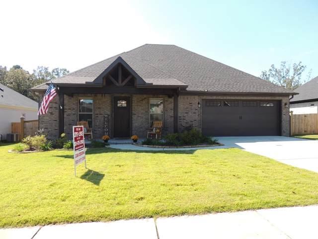 9617 Meadow Creek Dr, Sherwood, AR 72120 (MLS #21034425) :: Liveco Real Estate