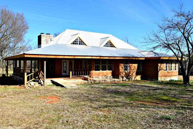 114 Copperhead Lane, Mena, AR 71953 (MLS #20003291) :: United Country Real Estate