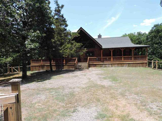 5 Cascadia, Bee Branch, AR 72013 (MLS #21021541) :: The Angel Group