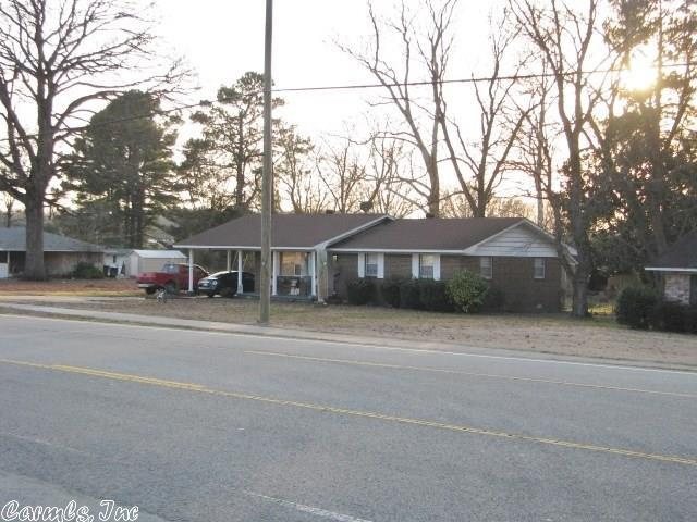 700 S. Pine/Hwy 89, Cabot, AR 72023 (MLS #17000075) :: Truman Ball & Associates - Realtors® and First National Realty of Arkansas