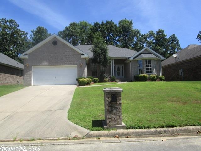 6916 Park Meadow Dr, Sherwood, AR 72120 (MLS #17025334) :: Truman Ball & Associates - Realtors® and First National Realty of Arkansas