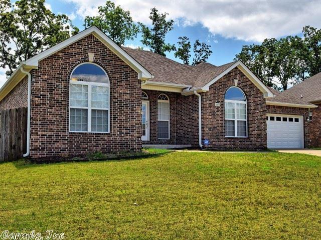 2208 Ingleside, Sherwood, AR 72120 (MLS #17025496) :: Truman Ball & Associates - Realtors® and First National Realty of Arkansas