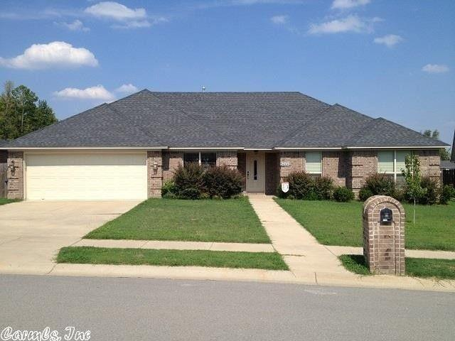 4104 Olympia Drive, Bryant, AR 72022 (MLS #17031209) :: Truman Ball & Associates - Realtors® and First National Realty of Arkansas