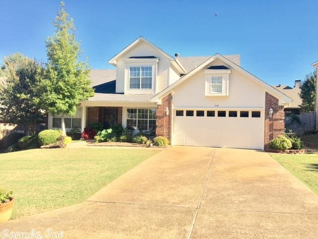 112 Waterside Drive, Maumelle, AR 72113 (MLS #17031495) :: Truman Ball & Associates - Realtors® and First National Realty of Arkansas