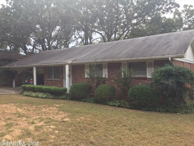 5011 Arlington, North Little Rock, AR 72116 (MLS #17031888) :: Truman Ball & Associates - Realtors® and First National Realty of Arkansas