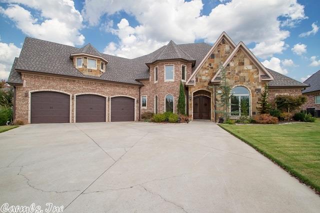 9010 Milan, Benton, AR 72019 (MLS #17033740) :: Truman Ball & Associates - Realtors® and First National Realty of Arkansas